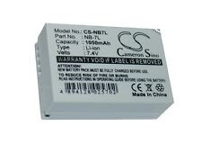 7.4V battery for Canon NB-7L, PowerShot G11, PowerShot G10 IS, PowerShot G12 NEW
