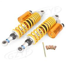360mm Universal Rear Suspension Shock Absorbers for 150cc 750cc Street Bikes