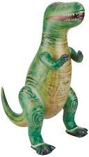 "Inflatable Tyrannosaurus Rex, 37"" Tall"