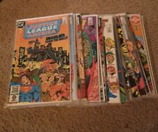 Justice League of America #221-236, 240 annuals 1 and 2 set of 19 comics