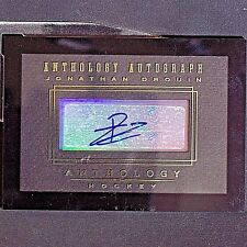 JONATHAN DROUIN /299   2015-16 Panini Anthology Autograph #AA1 Montreal Canadien