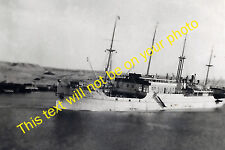 MRS-E0021 - Danish Ship Suez Canal 1948