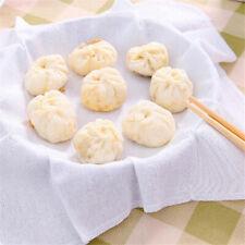 Household Cotton Non-Stick Steamer Cloth Buns Gauze Pad Mat Kitchen Reusable