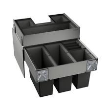 BLANCO SELECT 60/4 Orga Einbau Abfallsammler 2x 15, 2x 6 Liter Eimer 520783