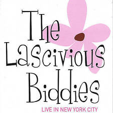 The Lascivious Biddies Live in New York DVD