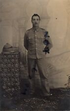 soldier Orlebar Gosteloe Cox 1st Northumberland Fusiliers Died 1914 Woolston