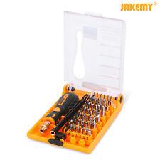 Jakemy 36 Magnetic Driver Bits Repair Tool Kit Screwdriver Set Precision Tweezer