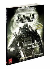 Fallout 3 Game Add-On Pack - Broken Steel and Point Lookout: Prima Official Game