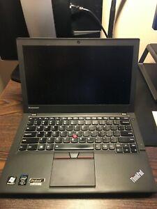 Lenovo ThinkPad X250 12.5in. IPS 128GB Intel Core i5 5. Gen 2.3GHz 8GB