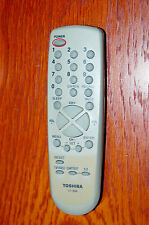 Original Toshiba CT-859 Remote 13A24 13A25 13A25C 13A26 13A26C 19A24 19A25 PLUS