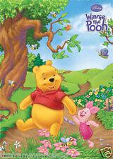 Winnie the Pooh e Pimpi - 3d immagini in movimento 300mm x 420mm (NUOVO)