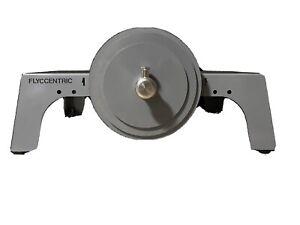 Flyccentric Yoyo Flywheel Training Eccentric/Strength/Rehab Gym Equipment GREY