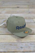 BNWT Reebok Clásicos Retro Gorra de béisbol gorro de color caqui