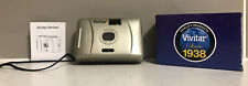 Vintage Viviatar Ultra Compact 35mm Film Camera 28mm Lens