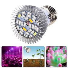 E27 28W Full Spectrum LED Grow Light Growing Lamp Bulb For Flower Seed Plant Veg