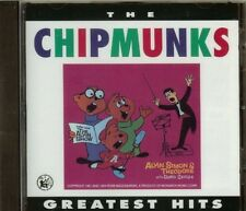 THE CHIPMUNKS - Greatest Hits - CD (Best of) Original Recordings - NEW - SEALED