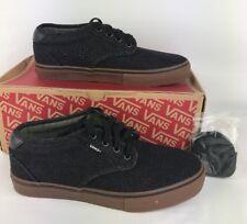 VANS Chima Estate Pro Denim Black Gum UltraCush Men's Skate Shoe Casual SIZE 7.0