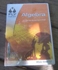 Fly Fusion ALGEBRA homework help study CD-Rom needs FLY Fusion Computer Pen