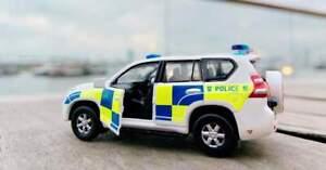 Tiny 146 Toyota Prado Hong Kong Police (Traffic)