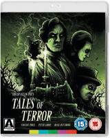 Tales of Terror Blu-Ray (2015) Vincent Price, Corman (DIR) cert tc ***NEW***