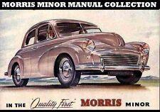 MORRIS MINOR SERIES 2 MM 1000 WORKSHOP & PARTS MANUALs 650pg w/ Service & Repair