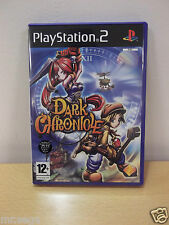 DARK CHRONICLE for PLAYSTATION 2 'VERY RARE & HARD TO FIND'