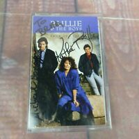 Baillie & The Boys - Turn The Tide Cassette Tape SIGNED AUTOGRAPHED by the Band
