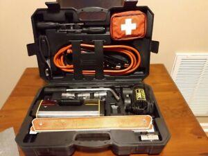 Original Michelin Emergency Roadside Assistance Kit.