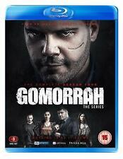 Gomorrah – Season 4 Blu-ray Italian Crime Drama Thriller NEW