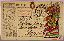 POSTA MILITARE 69 FRANCHIGIA 15.11.1918 #XP411C