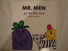 Mr Men Book - Mr Men Go To The Zoo - Brand New RRP £5.99
