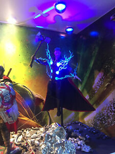 Hot Toys Thor Infinity War 1/6 Modifiziert