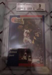 Michael Jordan 1991 BGS 9 #220 LL