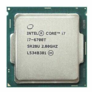 Intel Core i7-6700T - 2.8 GHz Quad-Core (SR2L3) Processor CPU 6700T