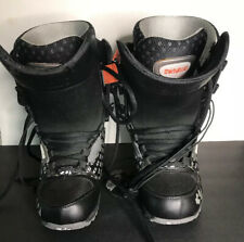 Thirty Two 32 Women's Snowboard Level 3 Boots Size 5 Black/Gray