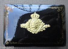 original Patriotische Schatulle   SACHSEN Lackdose   dekorativ