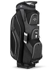 Callaway Forrester 19 Golf Cart Bag - Black Silver