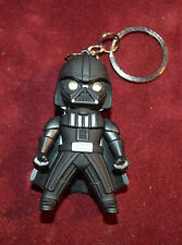 Darth Vader  Younger Anakin Skywalker at a Stance Sound & Lighted Keychain
