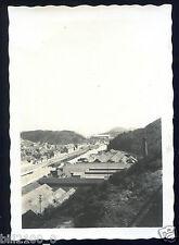 22. St-Brieuc . les usines . photo originale de 1936 . côtes d'Armor