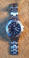 Estate ADIDAS Mens 10ATM Divers Sports Steel Watch 316L. No Strap/ Needs Battery