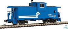 HO Scale - WALTHERS Mainline 910-8705 CONRAIL Int'l Ext Wide Vision Caboose