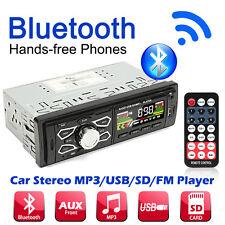 Car Stereo Audio In-Dash Fm Aux Input Receiver Radio/Mp3/Usb/Sd Player + Remote