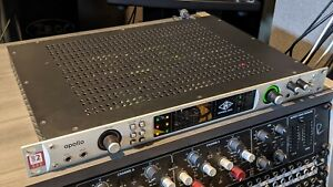 Universal Audio UAD-2 Apollo DUO Core Firewire Interface with Thunderbolt 2 Card