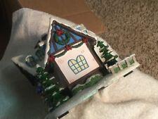 HAWTHORNE VILLAGE RUDOLPH'S CHRISTMAS TOWN HERMEYS DENTIST OFFICE