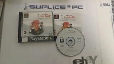 MICHAEL SCHUMACHER RACING WORLD KART 2002 (AVEC NOTICE) - PS1 - JEU FR