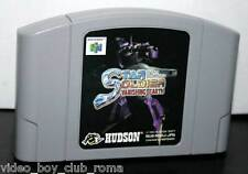 STAR SOLDIER VANISHING EARTH GAMES USED N64 EDIZIONE GIAPPONESE CARTUCCIA FR1