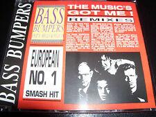 Bass Bumpers Music's Got Me Australian Remixes Maxi CD