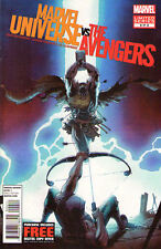 MARVEL UNIVERSE VS. THE AVENGERS #4 New Bagged