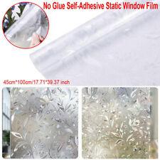 3D Static Decorative Privacy Glass Sticker Window Glass Sticker Window Films