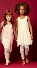 Junior Gaultier~Orchid Pink Pleated~Bridesmaid Flower Girl Dress~Sz 12A~FreeS&H